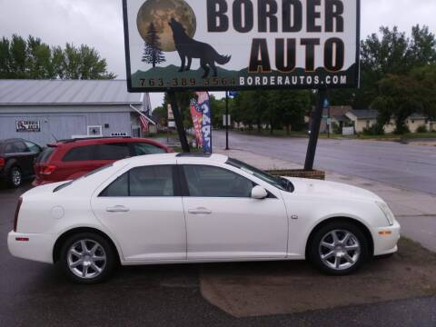 2006 Cadillac STS for sale at Border Auto of Princeton in Princeton MN