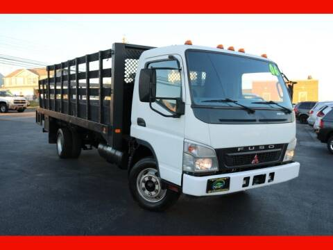 2006 Mitsubishi Fuso FE85D for sale at AUTO POINT USED CARS in Rosedale MD