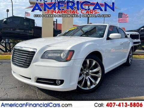 2014 Chrysler 300 for sale at American Financial Cars in Orlando FL