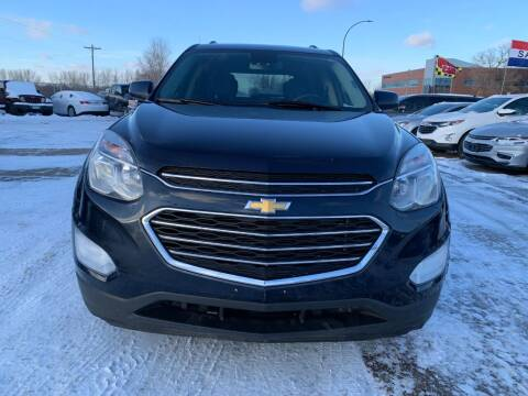2017 Chevrolet Equinox for sale at Minuteman Auto Sales in Saint Paul MN