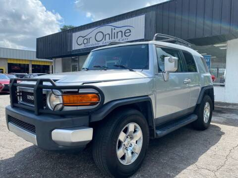 2007 Toyota FJ Cruiser for sale at Car Online in Roswell GA