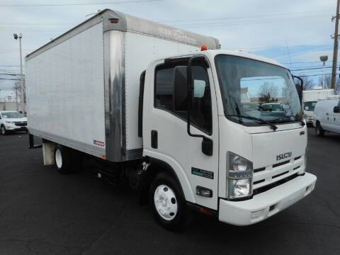2013 Isuzu NPR DSL REG AT ECO-MAX LSD for sale at Integrity Auto Group in Langhorne PA