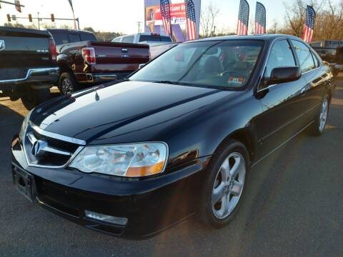 2002 Acura TL for sale at P J McCafferty Inc in Langhorne PA