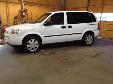 2007 Chevrolet Uplander for sale at Darryl's Trenton Auto Sales in Trenton TN