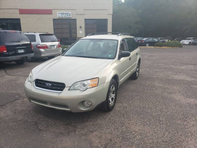 2007 Subaru Outback for sale at Fleet Automotive LLC in Maplewood MN