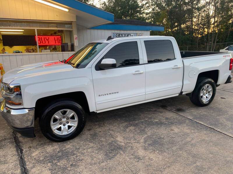 2018 Chevrolet Silverado 1500 for sale at TOP OF THE LINE AUTO SALES in Fayetteville NC