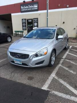 2012 Volvo S60 for sale at Specialty Auto Wholesalers Inc in Eden Prairie MN