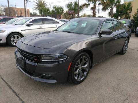 2015 Dodge Charger for sale at Discount Auto Company in Houston TX