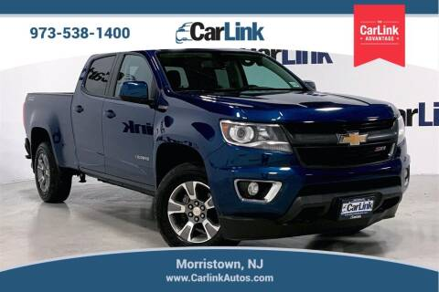 2019 Chevrolet Colorado for sale at CarLink in Morristown NJ