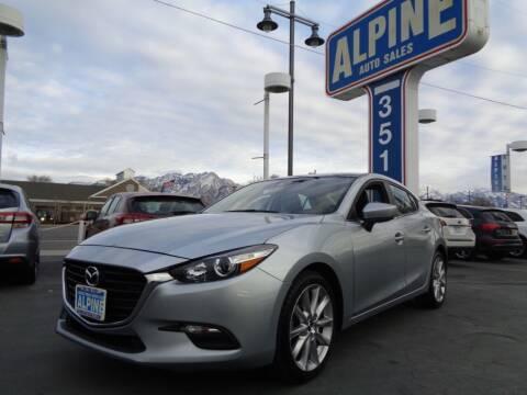 2017 Mazda MAZDA3 for sale at Alpine Auto Sales in Salt Lake City UT