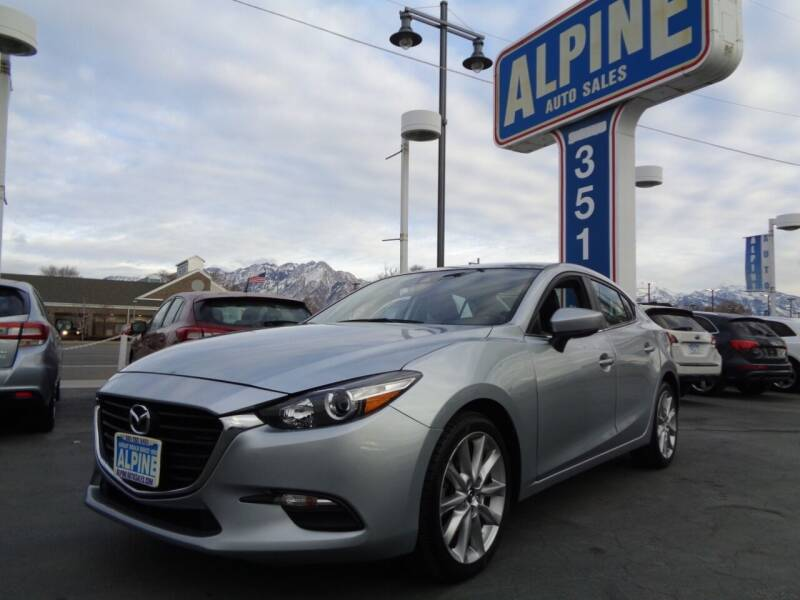 2017 Mazda MAZDA3 for sale at Alpine Auto Sales in Salt Lake City UT