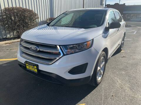 2018 Ford Edge for sale at DAVENPORT MOTOR COMPANY in Davenport WA