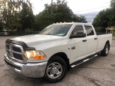 2012 RAM Ram Pickup 2500 for sale at LUXURY AUTO MALL in Tampa FL