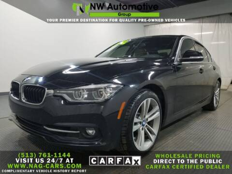 2018 BMW 3 Series for sale at NW Automotive Group in Cincinnati OH