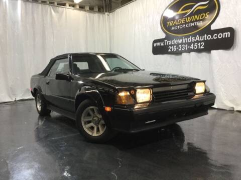 1985 Toyota Celica for sale at TRADEWINDS MOTOR CENTER LLC in Cleveland OH