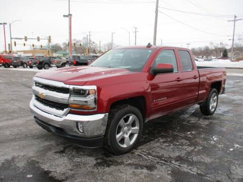 2018 Chevrolet Silverado 1500 for sale at Windsor Auto Sales in Loves Park IL