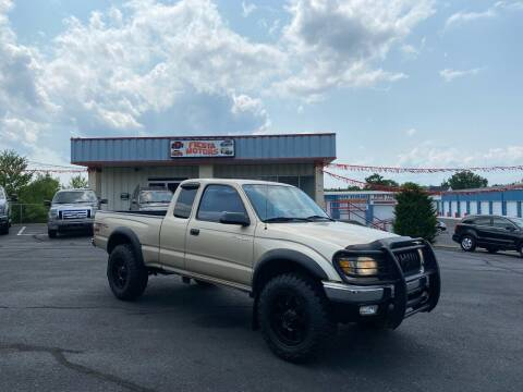 2001 Toyota Tacoma for sale at 4X4 Rides in Hagerstown MD
