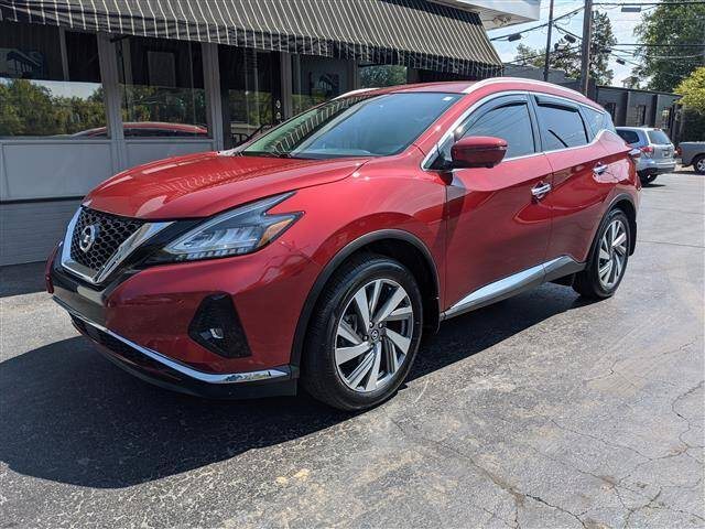 2020 Nissan Murano for sale at GAHANNA AUTO SALES in Gahanna OH