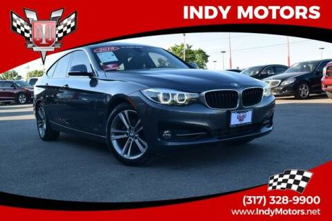 2018 BMW 3 Series for sale at Indy Motors Inc in Indianapolis IN