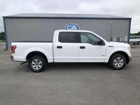 2017 Ford F-150 for sale at Team Hall at City Auto in Murfreesboro TN