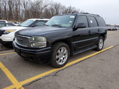 2006 GMC Yukon for sale at Cj king of car loans/JJ's Best Auto Sales in Troy MI