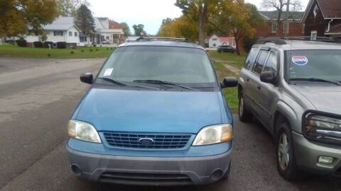 2001 Ford Windstar for sale at New Start Motors LLC - Rockville in Rockville IN