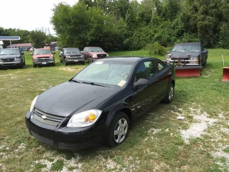 2007 Chevrolet Cobalt for sale at New Start Motors LLC - Rockville in Rockville IN