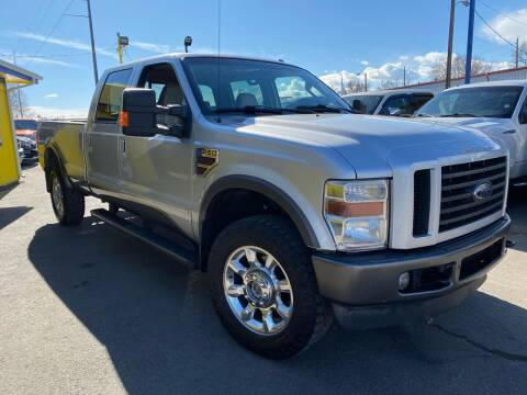 2010 Ford F-350 Super Duty for sale at New Wave Auto Brokers & Sales in Denver CO