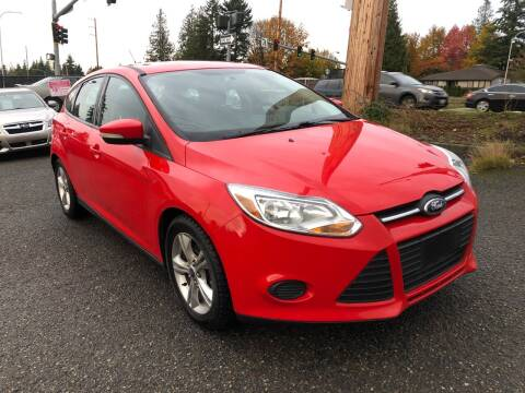2014 Ford Focus for sale at KARMA AUTO SALES in Federal Way WA