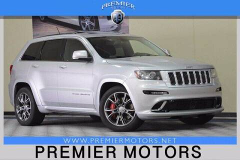 2012 Jeep Grand Cherokee for sale at Premier Motors in Hayward CA
