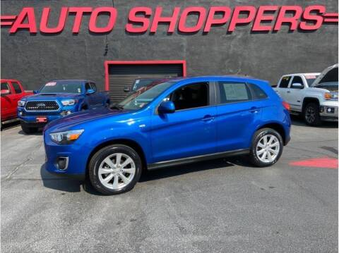 2015 Mitsubishi Outlander Sport for sale at AUTO SHOPPERS LLC in Yakima WA
