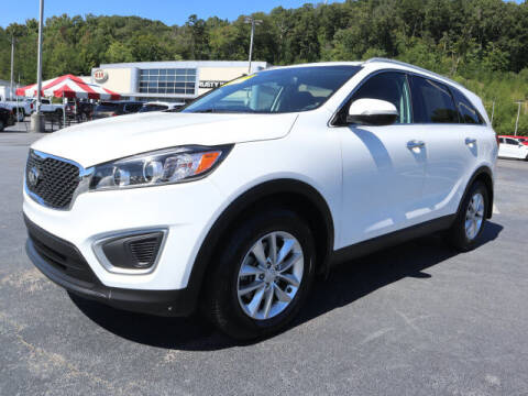 2018 Kia Sorento for sale at RUSTY WALLACE KIA OF KNOXVILLE in Knoxville TN