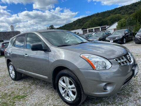 2012 Nissan Rogue for sale at Ron Motor Inc. in Wantage NJ
