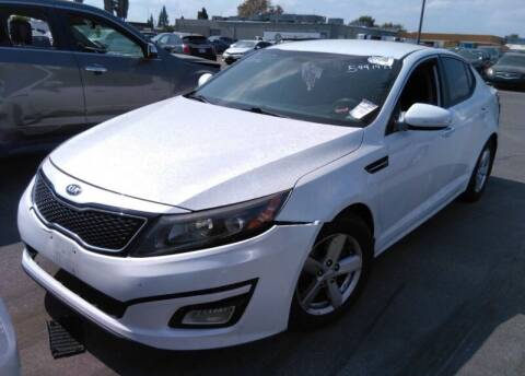 2015 Kia Optima for sale at SoCal Auto Auction in Ontario CA