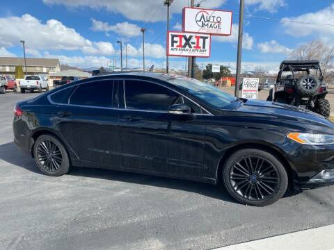 2016 Ford Fusion for sale at Auto Image Auto Sales Chubbuck in Chubbuck ID