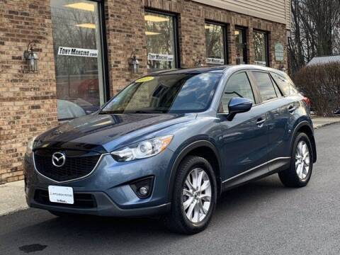2015 Mazda CX-5 for sale at The King of Credit in Clifton Park NY