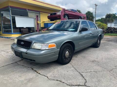2005 Ford Crown Victoria for sale at Mid City Motors Auto Sales - Mid City North in N Fort Myers FL