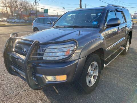 2003 Toyota 4Runner for sale at MFT Auction in Lodi NJ