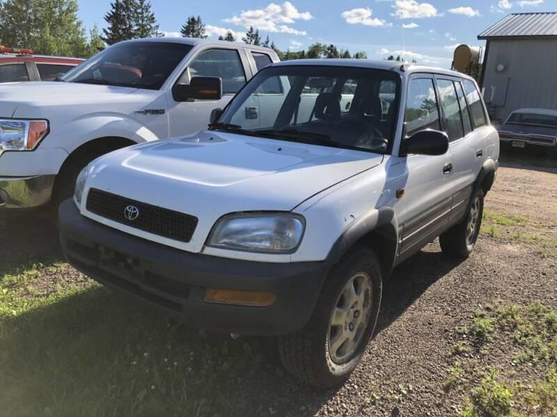 1997 Toyota RAV4 for sale at Al's Auto Inc. in Bruce Crossing MI