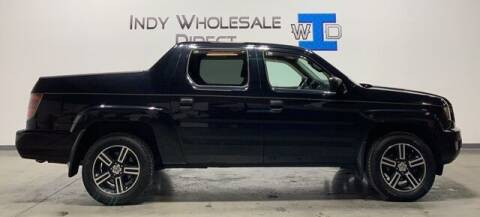 2013 Honda Ridgeline for sale at Indy Wholesale Direct in Carmel IN
