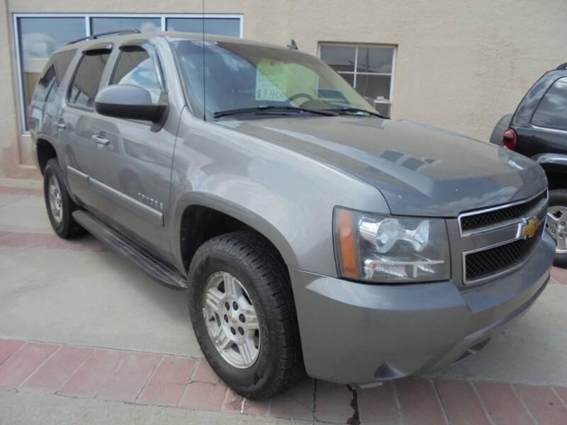 2007 Chevrolet Tahoe for sale at KICK KARS in Scottsbluff NE