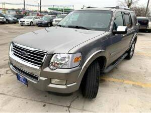 2008 Ford Explorer for sale at Cj king of car loans/JJ's Best Auto Sales in Troy MI