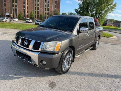 2007 Nissan Titan for sale at Supreme Auto Gallery LLC in Kansas City MO
