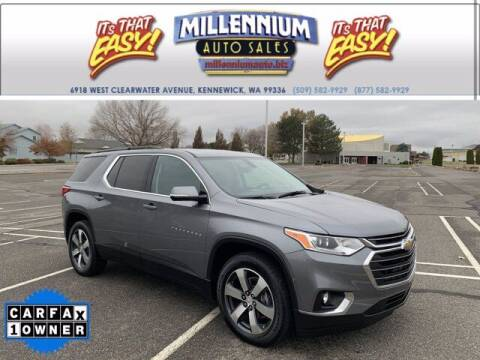 2019 Chevrolet Traverse for sale at Millennium Auto Sales in Kennewick WA