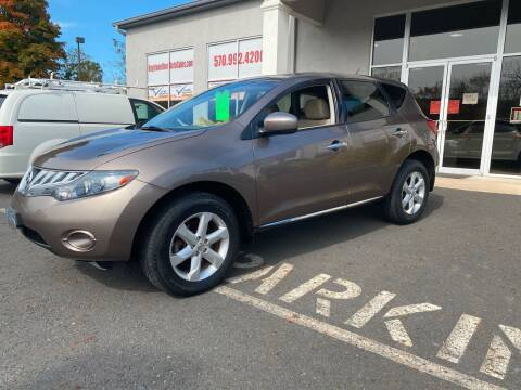 2010 Nissan Murano for sale at Keystone Used Auto Sales in Brodheadsville PA