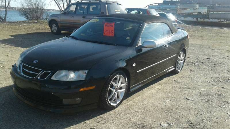 2005 Saab 9-3 for sale at Nelsons Auto Specialists in New Bedford MA