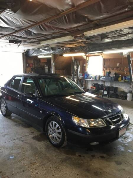 2003 Saab 9-5 for sale at Lavictoire Auto Sales in West Rutland VT