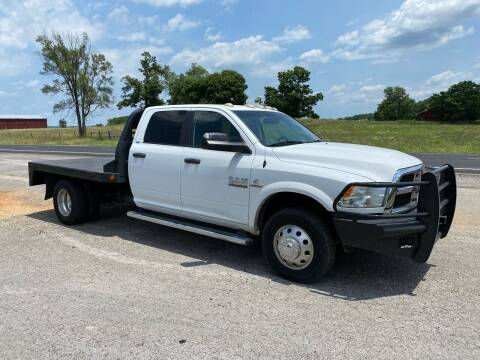 2015 RAM Ram Chassis 3500 for sale at Jackson Automotive LLC in Glasgow KY