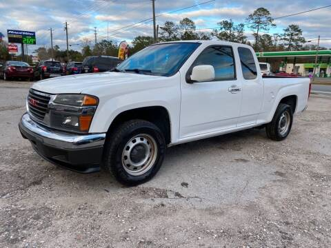 2011 GMC Canyon for sale at Right Price Auto Sales in Waldo FL