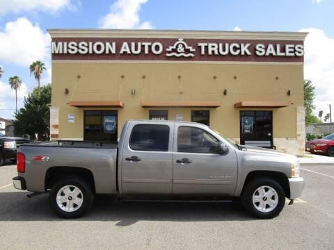 2013 Chevrolet Silverado 1500 for sale at Mission Auto & Truck Sales, Inc. in Mission TX